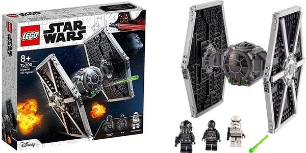 Chollo Set Caza Tie Imperial de LEGO Star Wars