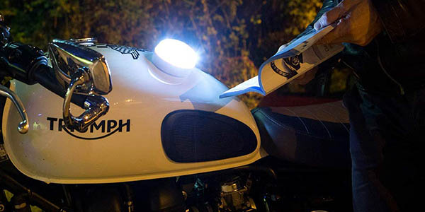 luz de emergencia portátil para vehículos Help Flash relación calidad-precio estupenda