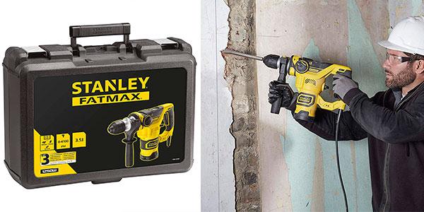 Martillo percutor Stanley FATMAX FME1250K-QS de 1.250 W + maletín barato