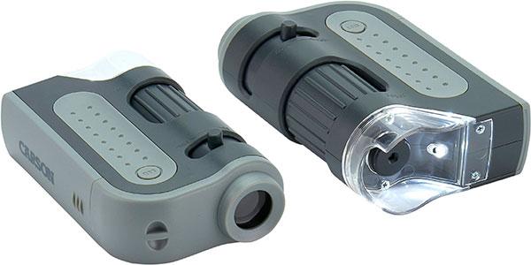 Microscopio Carson MicroBrite Plus MM-300 LED de 60x-120x aumentos barato