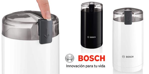 Molinillo de café eléctrico Bosch TSM6A de 180 W barato en Amazon