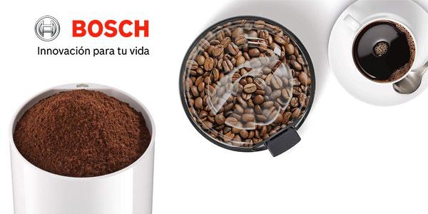 Molinillo de café eléctrico Bosch TSM6A de 180 W chollo en Amazon