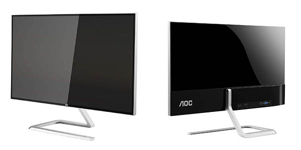 "Monitor LED AOC Q2781PQ de 27"" QHD barato"