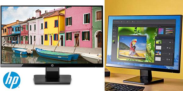 """Monitor HP 24w de 24"""" Full HD para PC barato"""