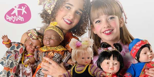 Muñeca European Girl Berjuan Toys (9041) chollo en Amazon