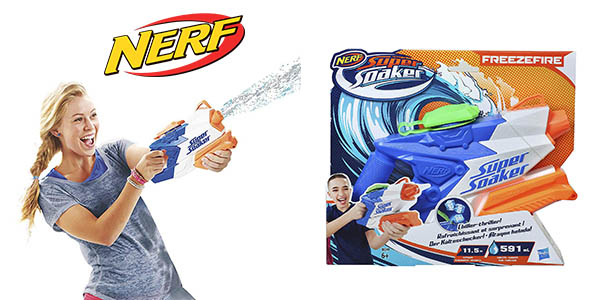 Nerf Super Soaker pistola de agua barata