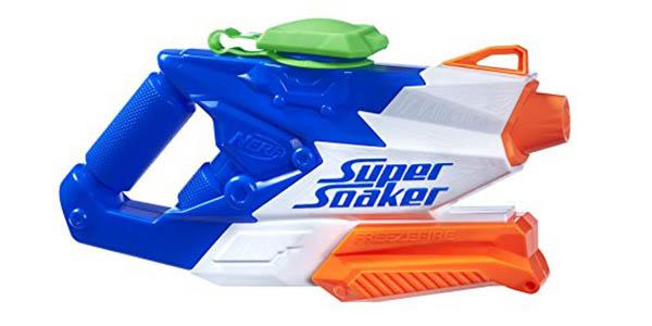 Nerf Super Soaker Freezefire 2.0 pistola de agua oferta