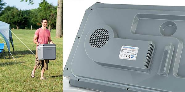nevera portátil Campingaz Termoeléctrica Powerbo Plus acampada chollo