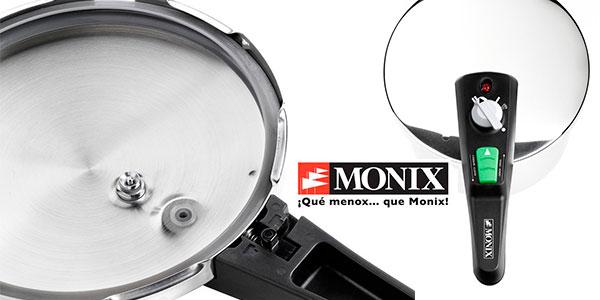 Olla a presión rápida Monix Quick de 4 litros barata