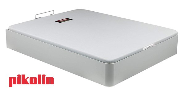 Pack Pikolin colchón viscoelástico espuma HR + canapé abatible + 2 almohadas visco chollo en Amazon