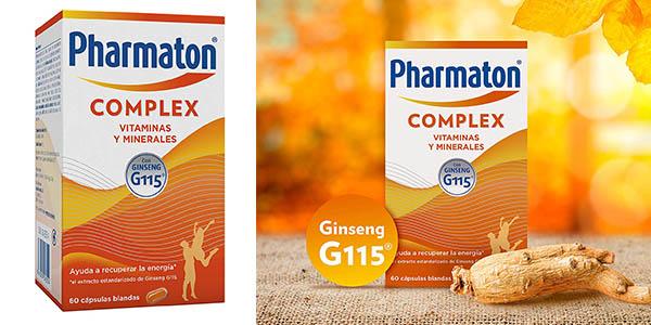 Pharmaton Complex Ginseng G115 barato
