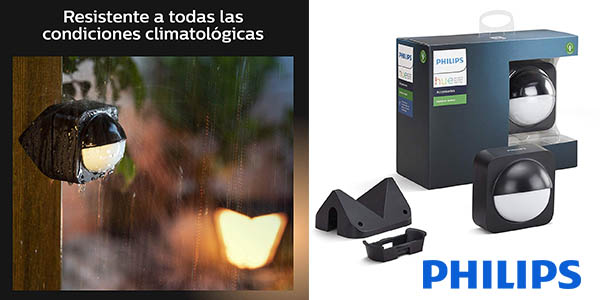 Philips Hue sensor de movimiento barato