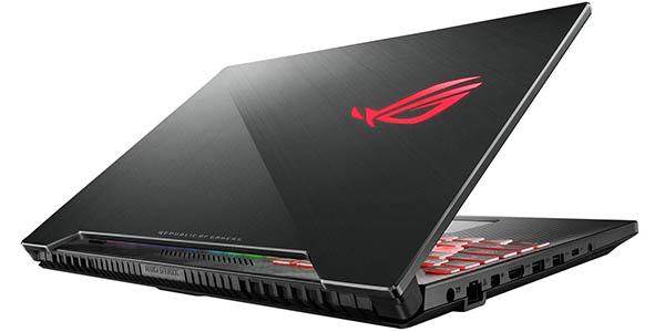 Portátil gaming ASUS ROG Strix Scar II en Amazon
