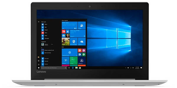 "Portátil Lenovo Ideapad S130 de 11,6"" barato"