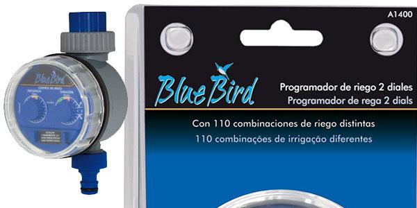 Programador de Grifo Blue Bird A1400 para riego automático chollo en Amazon