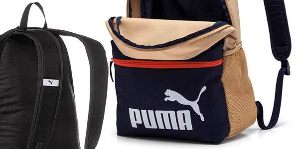 Puma Phase Mochila relación calidad-precio estupenda