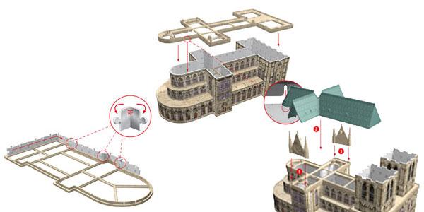Puzzle Ravensburger 3D Notre Dame Paris chollo en Amazon