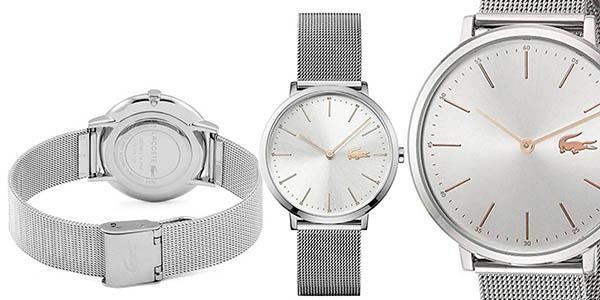 reloj de pulsera analógico Lacoste oferta