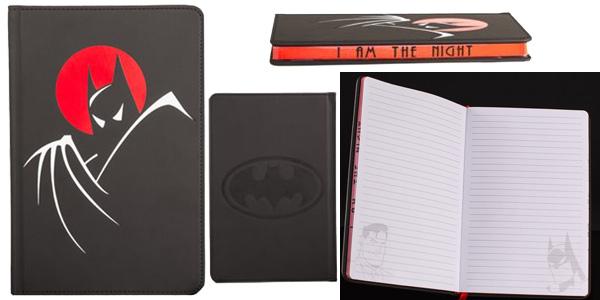 Réplica Batarang Batman Dc Comics 1:1 - Quantum Mechanix + cuaderno regalo chollazo en Zavvi