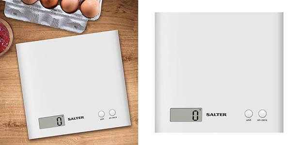 Salter 1066 WHDR15 báscula cocina digital para alimentos oferta