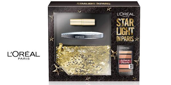 Set de Maquillake L 'Oréal Star Light in Paris barato en Amazon