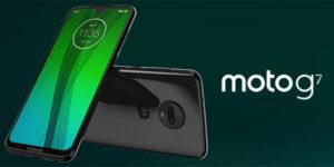 """Motorola Moto G7 de 6,2"""""""