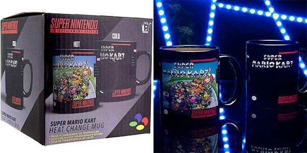 Taza térmica de Super Mario Kart de 300 ml barata