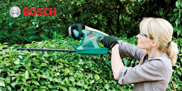 Tijeras cortasetos Bosch AHS 45-16 chollazo en Amazon