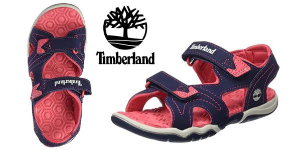 Sandalias infantiles Timberland Adventure Seeker 2 trap baratas en Amazon