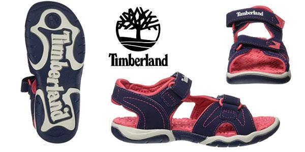 Sandalias infantiles Timberland Adventure Seeker 2 trap en oferta en Amazon