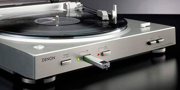 Tocadiscos Denon DP-200 USB barato
