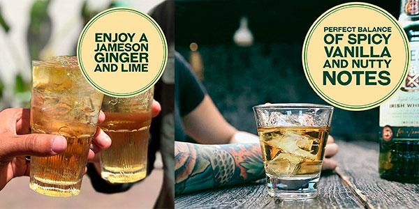 Whiskey Jameson barato