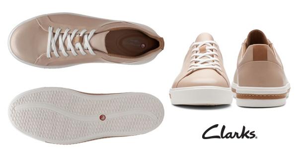 Zapatos de cordones Clarks Un Maui Lace para mujer chollazo en Amazon
