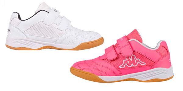 Zapatillas infantiles Kappa Kickoff baratas en Amazon