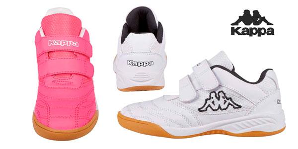 Zapatillas infantiles Kappa Kickoff en oferta en Amazon