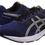 Zapatillas de runnin ASICS Gel-Contend 5 para hombre baratas en Amazon
