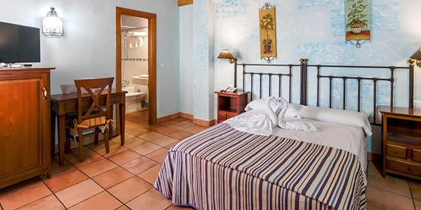 Abadía hotel Granada económico