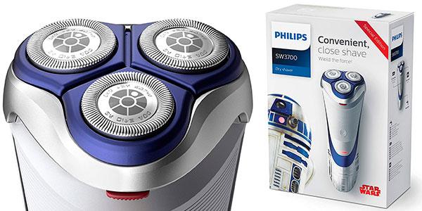 Afeitadora eléctrica Philips SW3700/07 Star Wars R2D2 barata