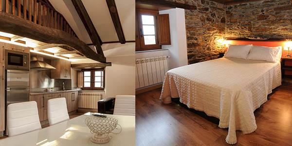 apartamentos Casa Ramoncín baratos en Lugo