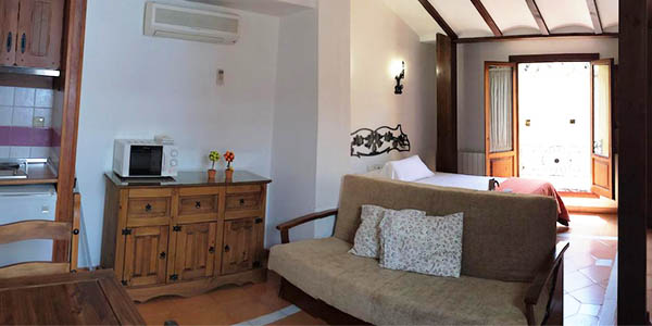 apartamentos céntricos Granada baratos