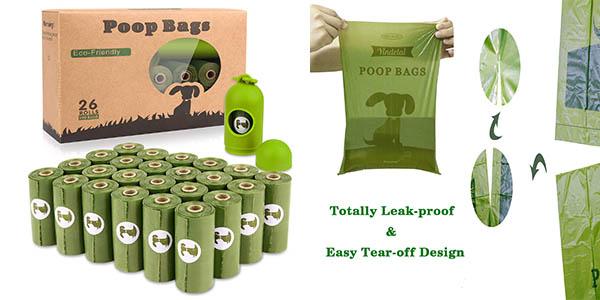 bolsas biodegradables para excrementos Yingdelai baratas