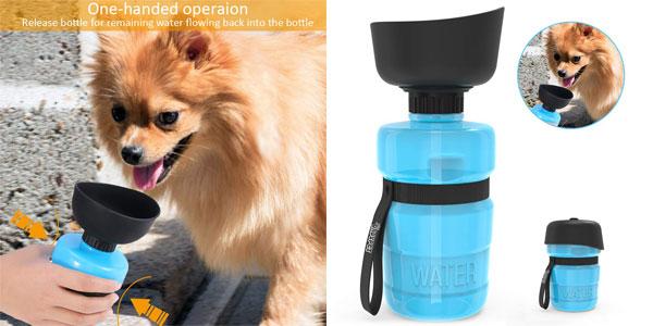 Botella de Agua DADYPET para perros y gatos barata en Amazon