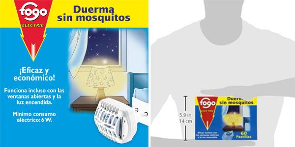 Pack x 60 Pastillas Fogo Anti-Mosquitos Insecticida chollo en Amazon