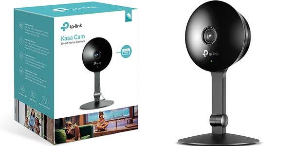 Cámara WiFi TP-Link KC120 Kasa Cam 1080p