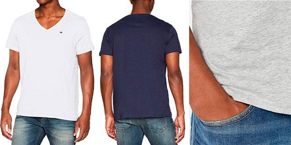 Camiseta Tommy Jeans para hombre barata