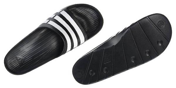 chanclas de goma Adidas Duramo Slide oferta