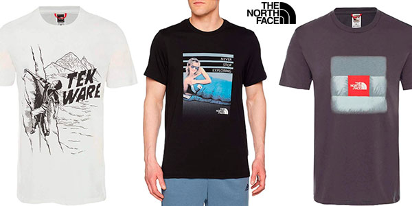 The North Face S//S tee Camiseta Celebration Hombre