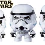 Figura Mighty Muggs Stormtrooper (Star Wars) de 15 cm