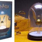 Chollo Lámpara Snitch Dorada de Harry Potter