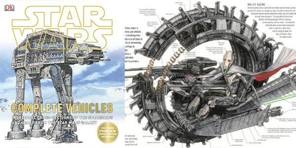 Chollo Libro de arte Star Wars: Complete Vehicles